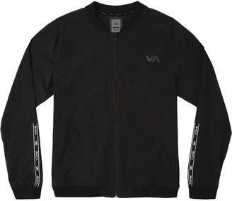 RVCA VA Resin Bomber Sweatshirt - Men's