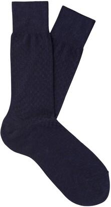 Suitsupply Textured Dress Socks