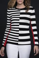 Katherine Barclay Stripe Sweater