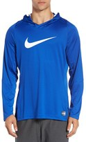 Nike Men's 'Dry Elite' Hooded Basketball Top