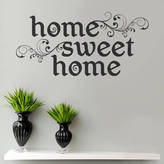 Making Statements Home Sweet Home Wall Sticker