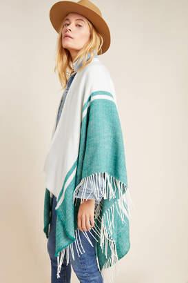 Anthropologie Loretta Fringed Kimono