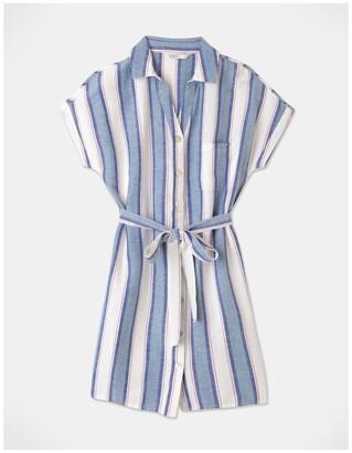 Only Joelle Short Sleeve Shirt Dress