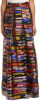 Escada Silk-blend Maxi Skirt.