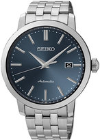 Seiko Automatic Men's Stainless Steel Bracelet Watch