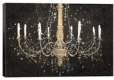 iCanvas 'Grand Chandelier' Giclee Print Canvas Art