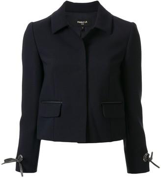 Paule Ka Bow Cuff Jacket
