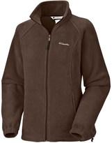 Columbia Benton Springs Fleece Jacket - Full Zip (For Women)