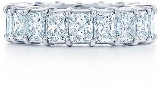 Kwiat Platinum Diamond Eternity Band