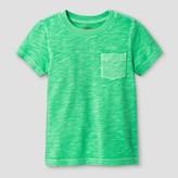 Cat & Jack Toddler Boys' T-Shirt Cat & Jack - Island Green