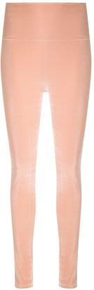Andrea Bogosian textured Pedrari skinny trousers