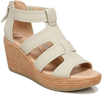 Dr. Scholl's Gladiator-Style Wedges - Long Island