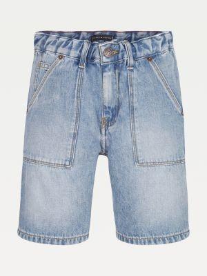 Tommy Hilfiger Denim Cargo Shorts