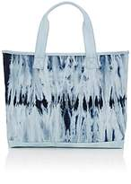 Barneys New York Women's Shibori-Style Tie-Dyed Tote Bag