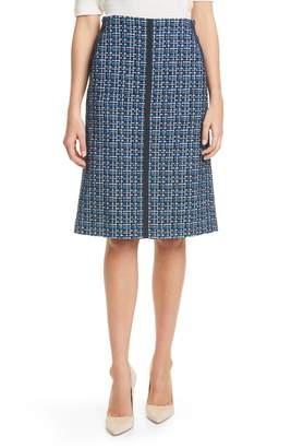 BOSS Varius Tweed Suit Skirt