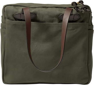 Filson Rugged Twill Zip Tote Bag