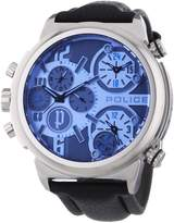 Police Men's PL13595JS/13 Chronograph Watch with 3 Hands