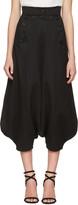 Chloé Black Button Trousers