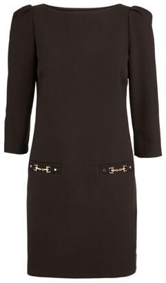 Claudie Pierlot Chain-Detail Shift Dress