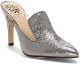 Vince Camuto Emberton Metallic Leather Mules