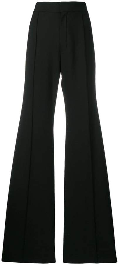 Chloé super flare trousers