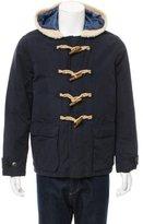 Gant Hooded Toggle Jacket