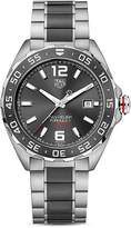 Tag Heuer Formula 1 Calibre 5 Watch, 43mm