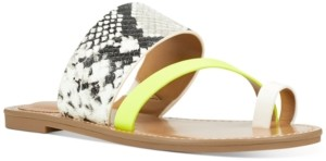 Nine West Ciona Toe-Thong Sandals Women's Shoes