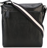 Bally Tuston messenger bag - men - Cotton/Leather - One Size