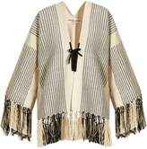 Apiece Apart Chan Chan fringed jacket