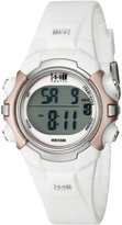 Timex Women's T5G881 Digital Resin Quartz Watch