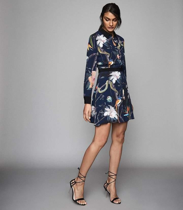 39e31accd6 Reiss Blue A Line Dresses - ShopStyle