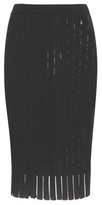 Alexander Wang Jersey Pencil Skirt