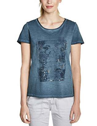 Cecil Women's 313761 T-Shirt,Medium
