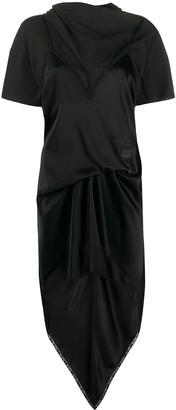Alexander Wang Asymmetric Layered Style Dress
