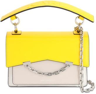 Karl Lagerfeld Paris Seven Leather Shoulder Bag