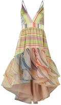 Silvia Tcherassi Brianna Dress in Summer Stripes