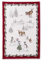 Williams-Sonoma Williams Sonoma Snowman Towels, Set of 2
