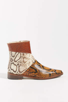 Freda Salvador Jean Ankle Boots
