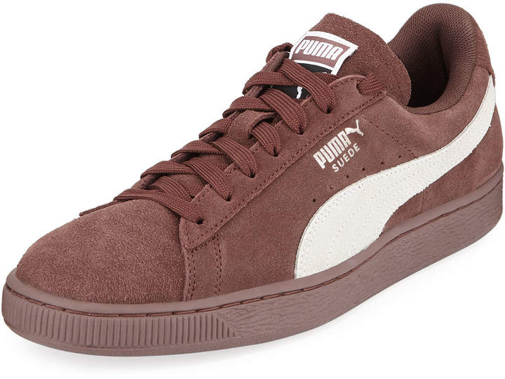 first rate 81c8f de905 Suede Classic Low-Top Sneakers