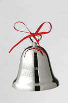 Lands' End Silver Bell Ornament