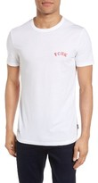 French Connection Men's Sunset Palms Slim T-Shirt