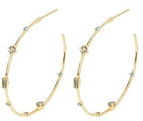 Gorjana Dani Hoop Earrings