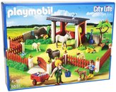 Playmobil Outdoor Care Station Building Kit