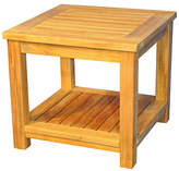 "Regal Teak Teak Orleans 20"" Side Table"