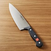 "Crate & Barrel Wüsthof ® Gourmet Extra Wide 8"" Chef's Knife"