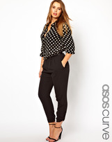 Asos Utility Pant With Tabs
