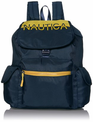 Nautica Split Decision Flap Backpack