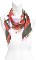 Kenzo Square scarf camo 90 90
