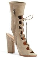 Sigerson Morrison 'Linda' Lace-Up Sandal (Women)